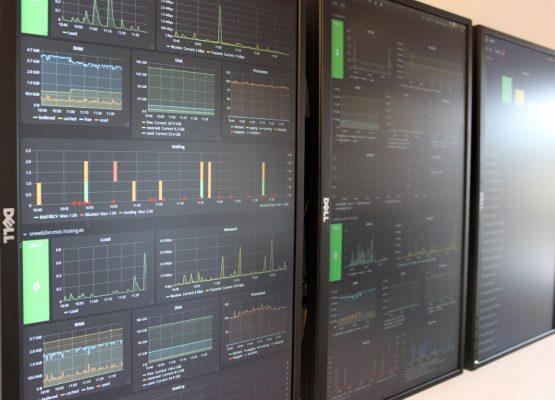 Neues Monitoring unserer eigenen Hostingserver